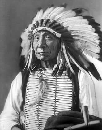 Image result for Red cloud native american