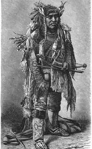 Chinook Indian Chief