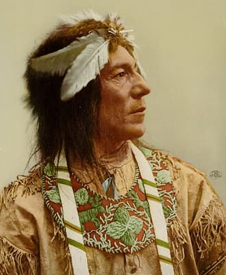 Chippewa Tribe Member