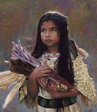 NATIVE AMERICAN INDIAN FOOD FACTS