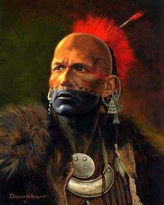 Mohawk Indian