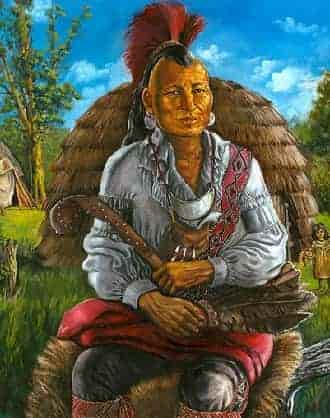 SHINNECOCK INDIANS FACTS