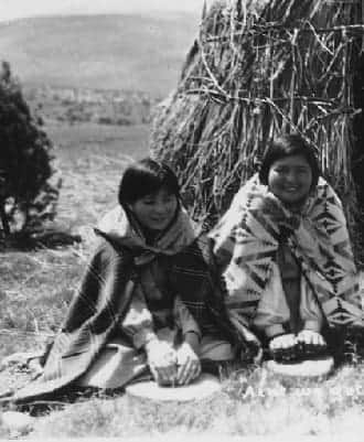 Women of the Washoe Tribe